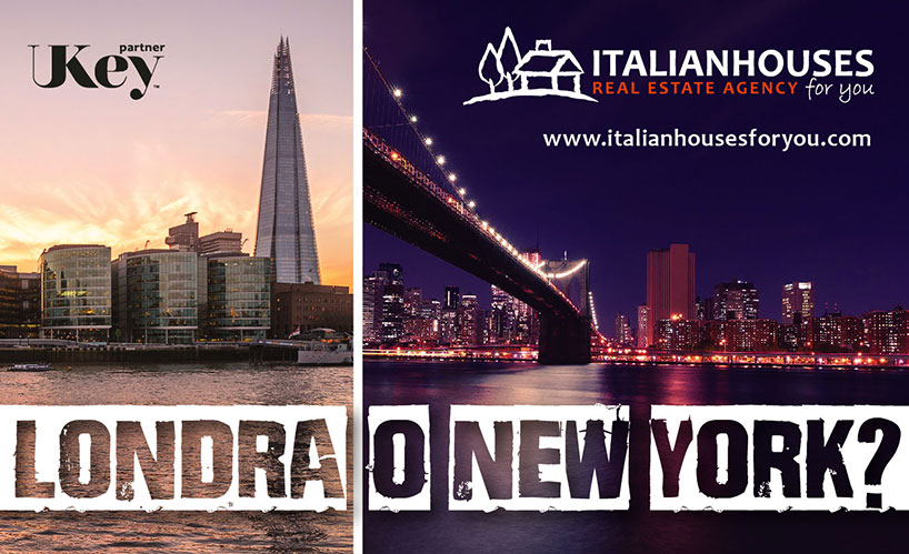 Investire a Londra o New York con Italianhouses for you